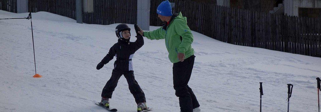 schi in martie