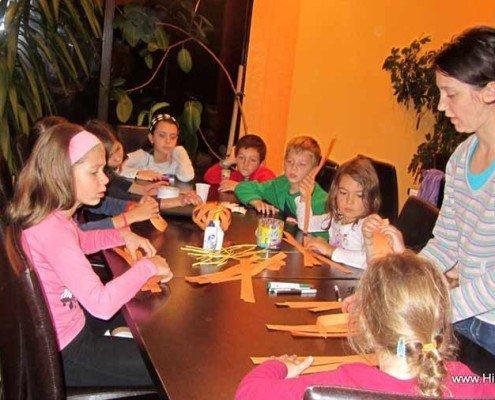 tabere copii prescolari