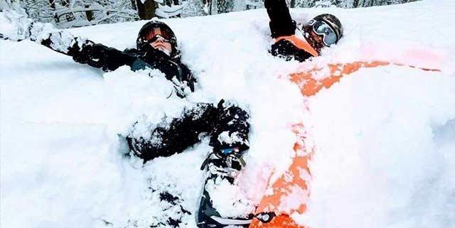 tabara de schi himalaya