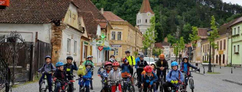 mountain bike rasnov