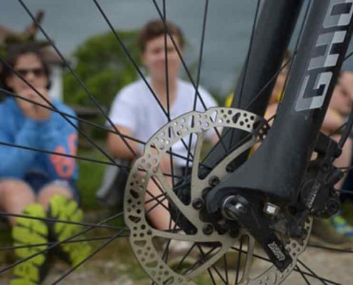 cu bicicleta prin satele sasesti