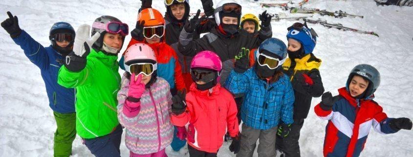 schi pentru prescolari