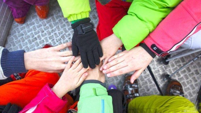 tabara schi pentru copii