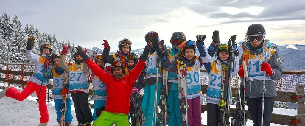 tabere de schi