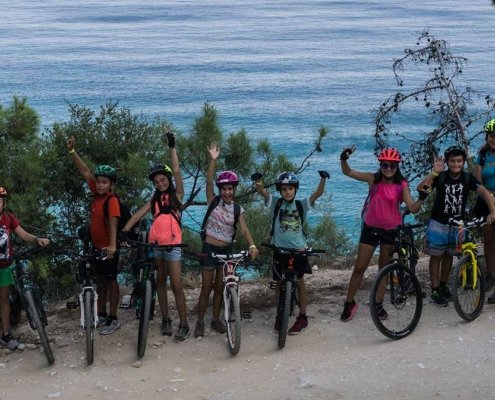 mountain bike thassos