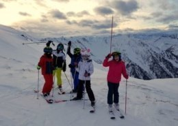 gasca schi austria