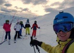 instructor de schi